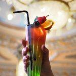 Cocktail en Casino Gran Vía, Madrid.