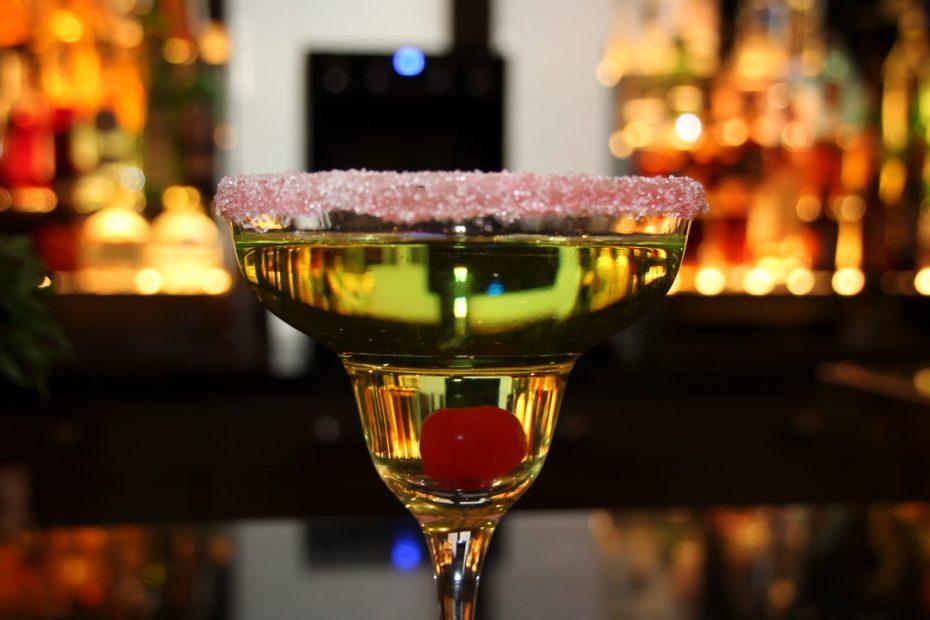 Cocktail en Casino Gran Vía
