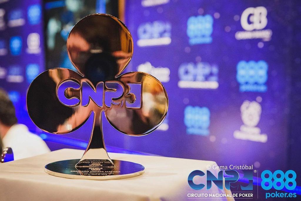 Torneo de poker CNP888 en Casino Gran Via, del 22 al 27 de junio.