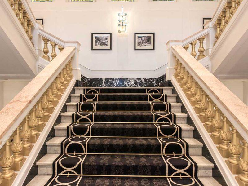 Escalera de honor de Casino Gran Vía