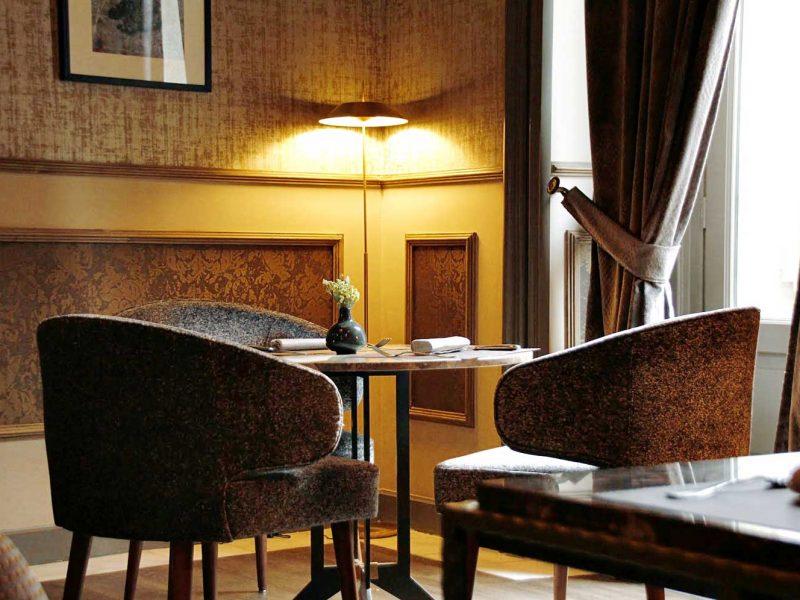 Salón Gran Vía - Restaurante Círculo Mercantil