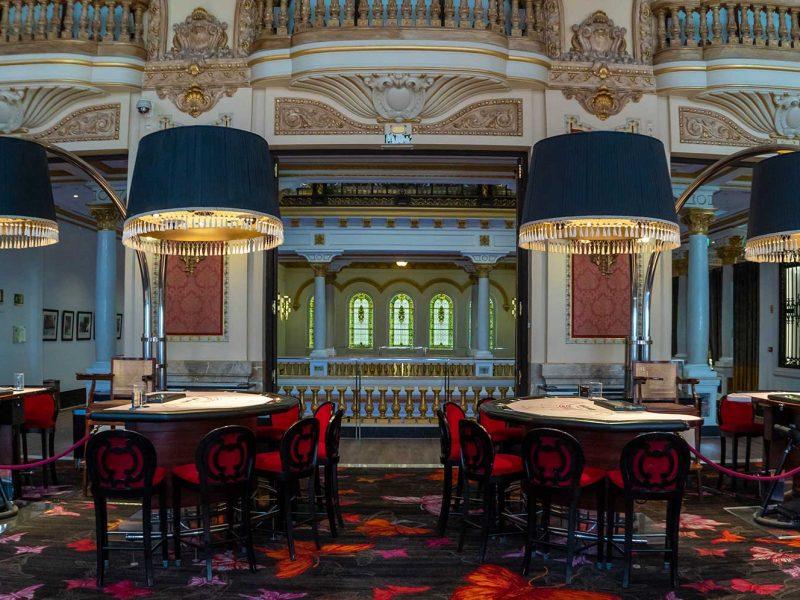 Salón Real de Casino Gran Vía